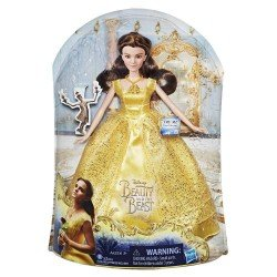 HASBRO DISNEY PRINCESAS BATB FD ENCHANTING MELODIES BELLE