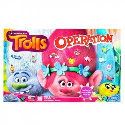 HASBRO TROLLS OPERATION