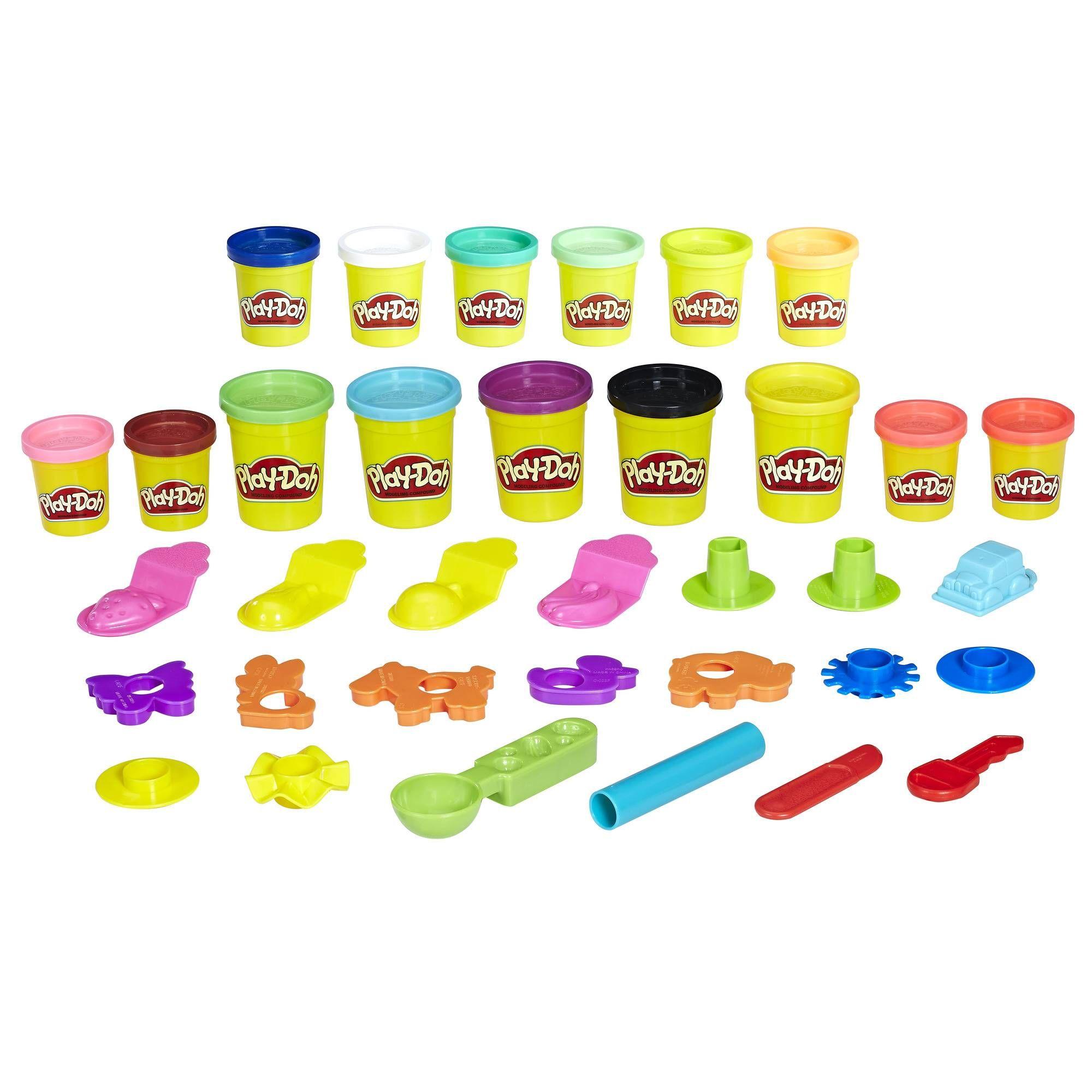Montaña de Colores Play-Doh