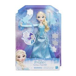HASBRO FROZEN SNOW POWERS ELSA