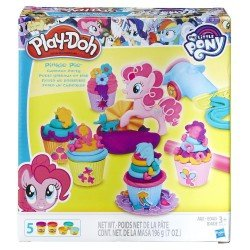 HASBRO PLAY DOH MY LITTLE PONY PINKIE PIE CUPCAKE PARTY