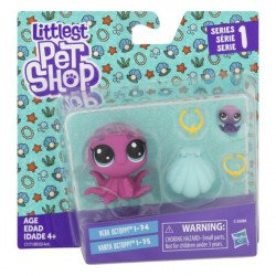 LITTLEST PET SHOP PAR DE MASCOTAS  HASBRO