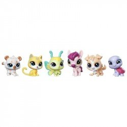 HASBRO   LITTLEST PET SHOPMULTI MASCOTAS