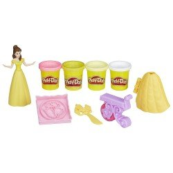 PLAY DOH  DISNEY PRINCESA BELLA