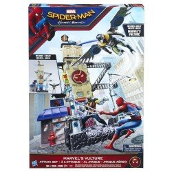 HASBRO SPLAY DOH MARVELS VULTURE ATTACK SET