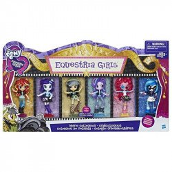 My Little Pony C0410 Equestria Girls Minis Movie Collection Set