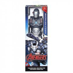 HASBRO AVN MARVELS WAR MACHINE 12 PULGADAS FIGURE