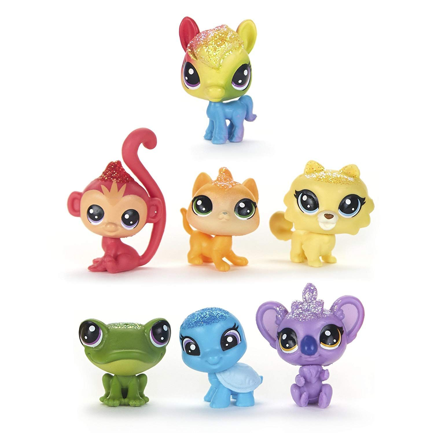 Littlest Pet Shop C0795 Amigos Arcoiris