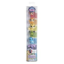 HASBRO LITTLES PET SHOP RAINBOW COLLECTION FRIENDS