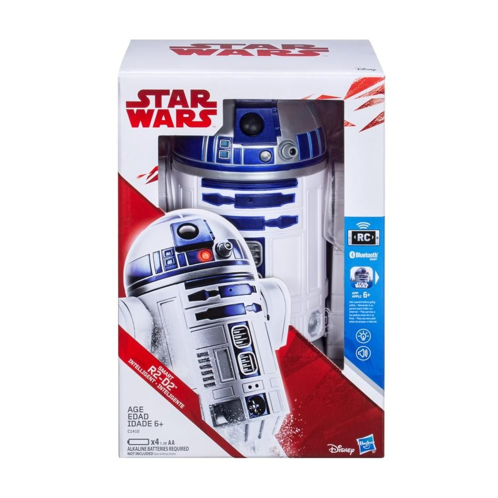 STAR WARS SMART DELTA R2-D2 RC HASBRO