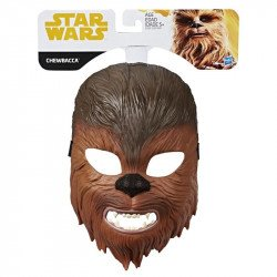 STAR WARS EPISODIO 8 MÁSCARA FIRST ORDER CHEWBACCA