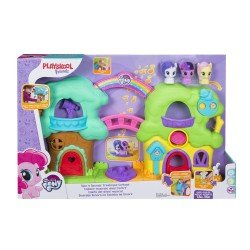 HASBRO MY LITTLE PONY PLAYSKOOL  CASA DEL ARBOL