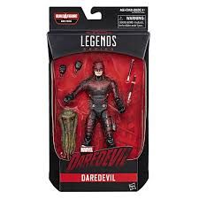MARVEL LEGENDS 6 IN DAREDEVIL HASBRO