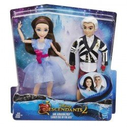 DISNEY DESCENDIENTES FIGURAS 2 PACK HASBRO