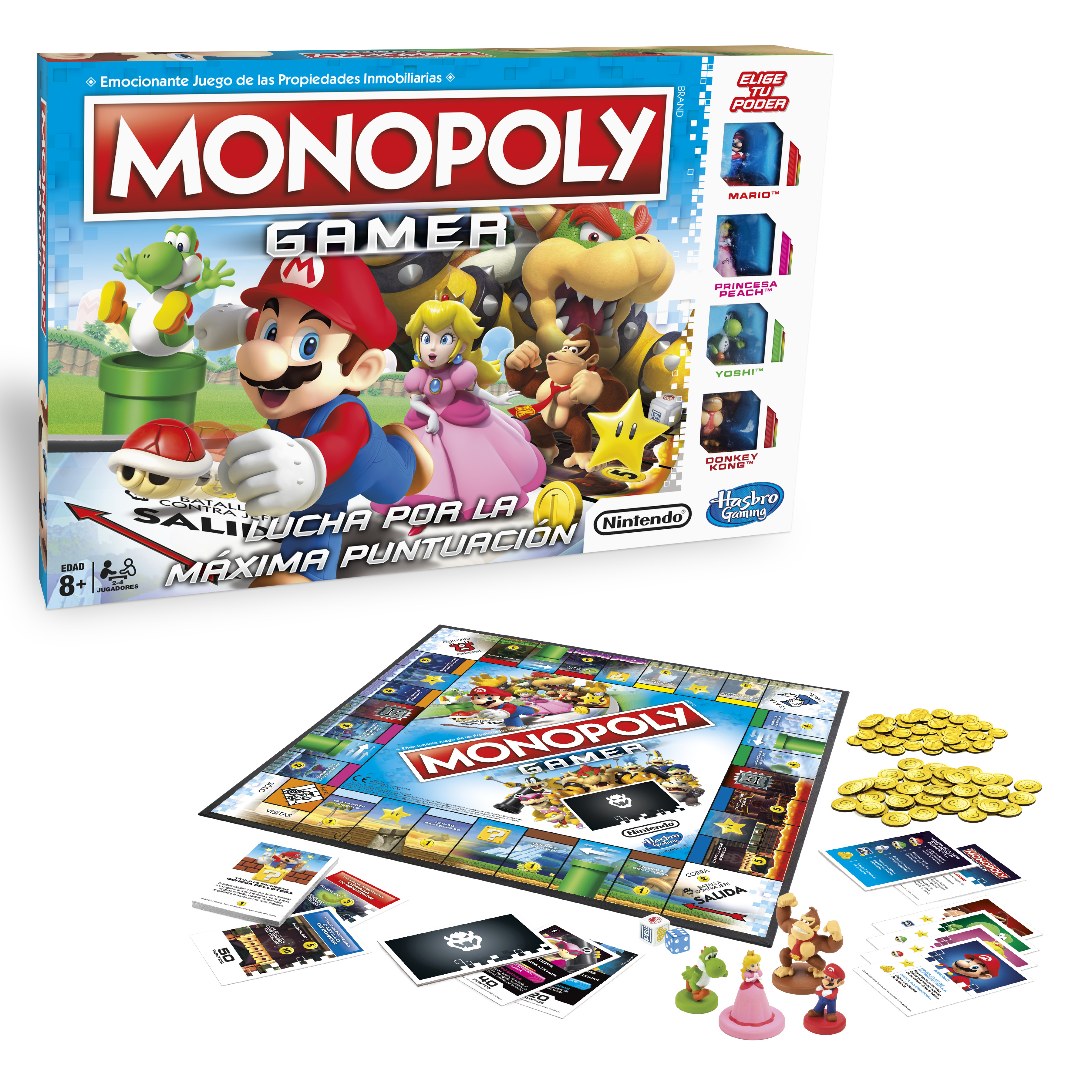 Monopoly Gamer Juguetron