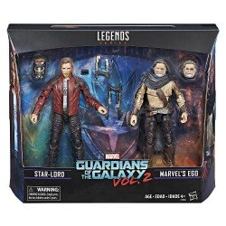 HASBRO GGM 6 LEGENDS 2PK