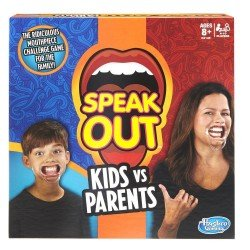 SPEAK OUT KIDS VS PARENTS HASBRO