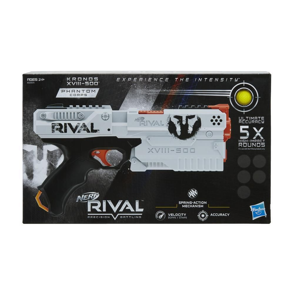 NERF RIVAL KRONOS XVII 500 HASBRO