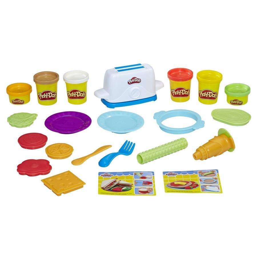 Tostador de Pan Play-Doh
