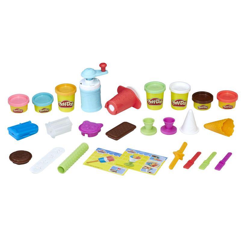 Play-Doh E0042 Helados Deliciosos  Juguete Hasbro