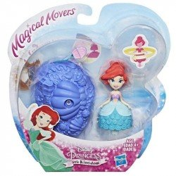 DISNEY PRINCESS MOVIMIENTOS MAGICOS HASBRO