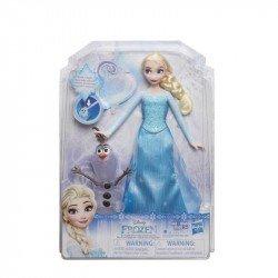 Elsa Luces Glaciales Frozen Disney Princesas