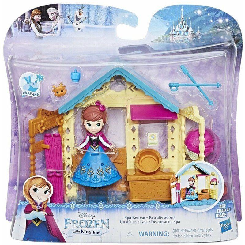 Mini Momentos Divertidos Frozen Hasbro
