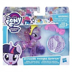 My Little Pony E0185 My Little Pony Princesa Twilight Sparkle Celebración Brillante Juguete Hasbro