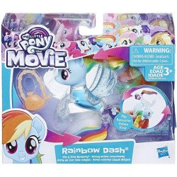 MY LITTLE PONY PONY DE MAR COLA MAGICA HASBRO