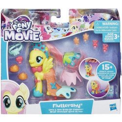 My Little Pony Moda Divertida De Tierra Y Mar Fluttershy
