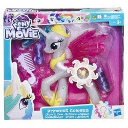 MY LITTLE PONY PRINCESS CELESTIA RADIANTE REALEZA HASBRO