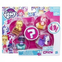 Set Cutie Mark Crew My Little Pony