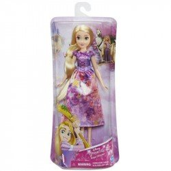 DISNEY PRINCESS ROYAL SHIMMER RAPUNZEL HASBRO