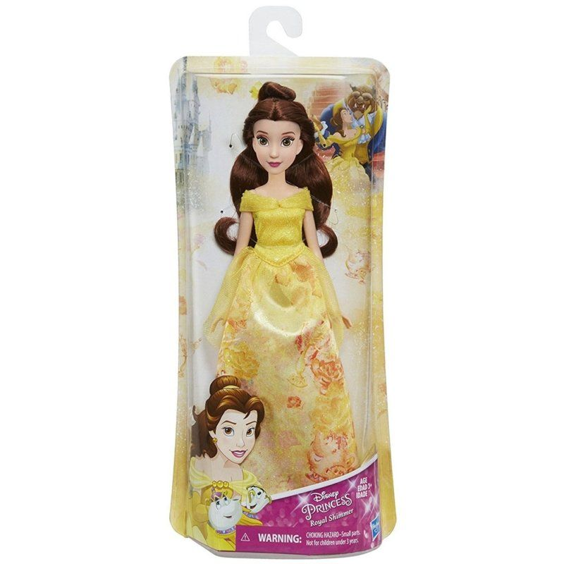 DISNEY PRINCESS ROYAL SHIMMER BELLA HASBRO