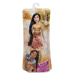 DISNEY PRINCESS ROYAL SHIMMER POCAHONTAS HASBRO