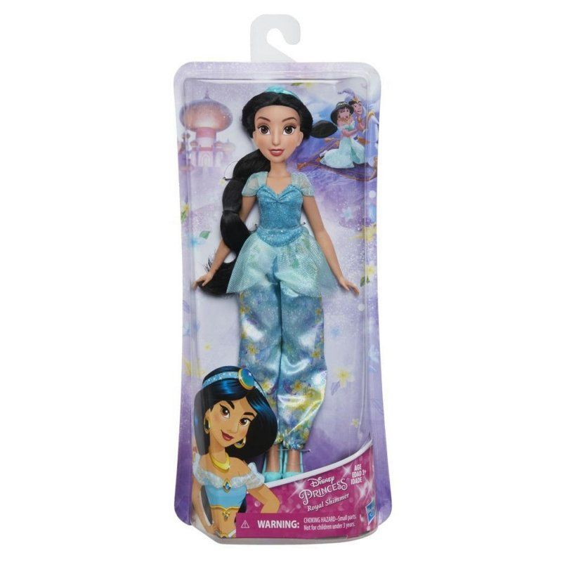 DISNEY PRINCESS ROYAL SHIMMER JAZMIN HASBRO