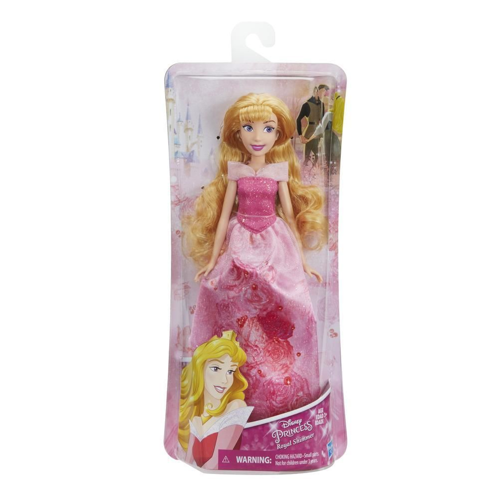 DISNEY PRINCESS ROYAL SHIMMER AURORA HASBRO