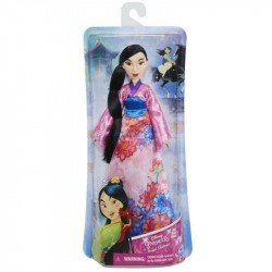 DISNEY PRINCESS ROYAL SHIMMER MULAN HASBRO