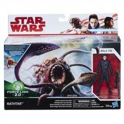 Star Wars E0325 Star Wars Force Link 2.0 - Vehículos Clase A y Figuras de Acción Juguete Hasbro