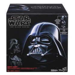 STAR WARS E0328 Star Wars The Black Series Casco Electrónico de Darth Vader Juguete Hasbro