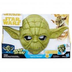 Máscara Electrónica Yoda Star Wars