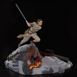Figura Centerpiece Rey The Black Series Star Wars