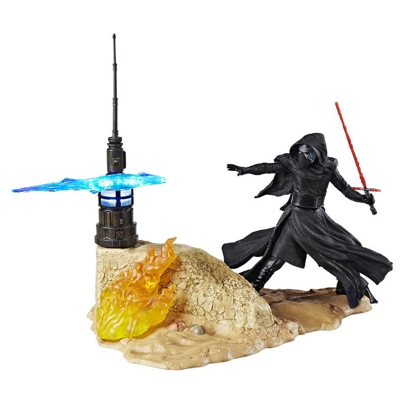 Centerpiece Kylo Ren The Black Series Star Wars