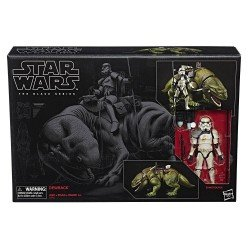 STAR WARS FIGURAS DEWBACK AND SANDTROOPER THE BLACK SERIES