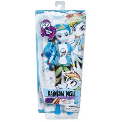 My Little Pony E0349 Equestria Girls I Rainbow Dash