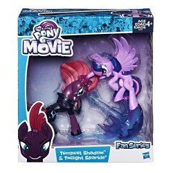 My Little Pony E0372 Tempest Shadow & Twilight Sparkle