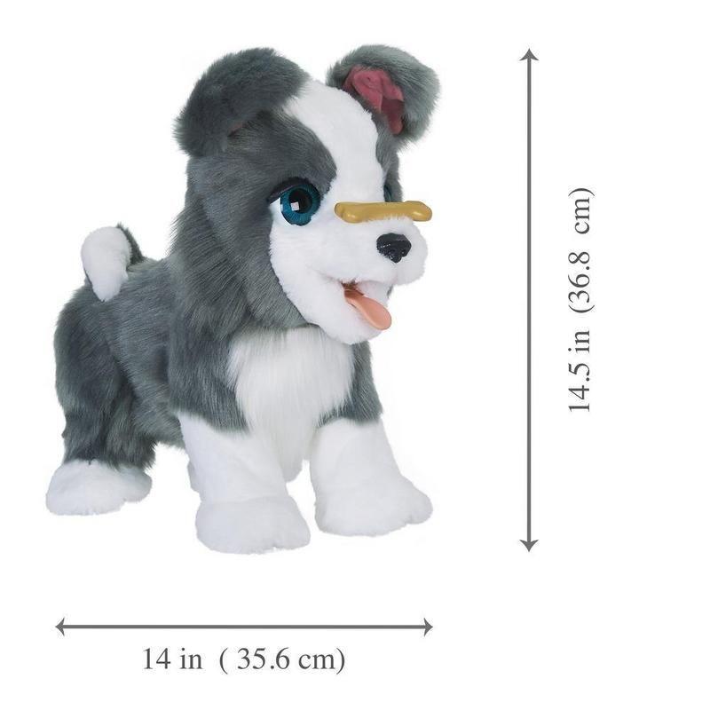 furReal Ricky el cachorro habilidoso