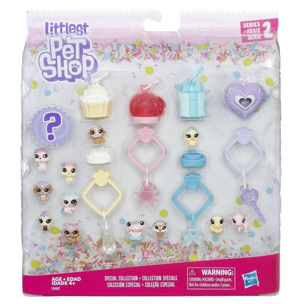 Littlest Pet Shop E0400 Colección Especial