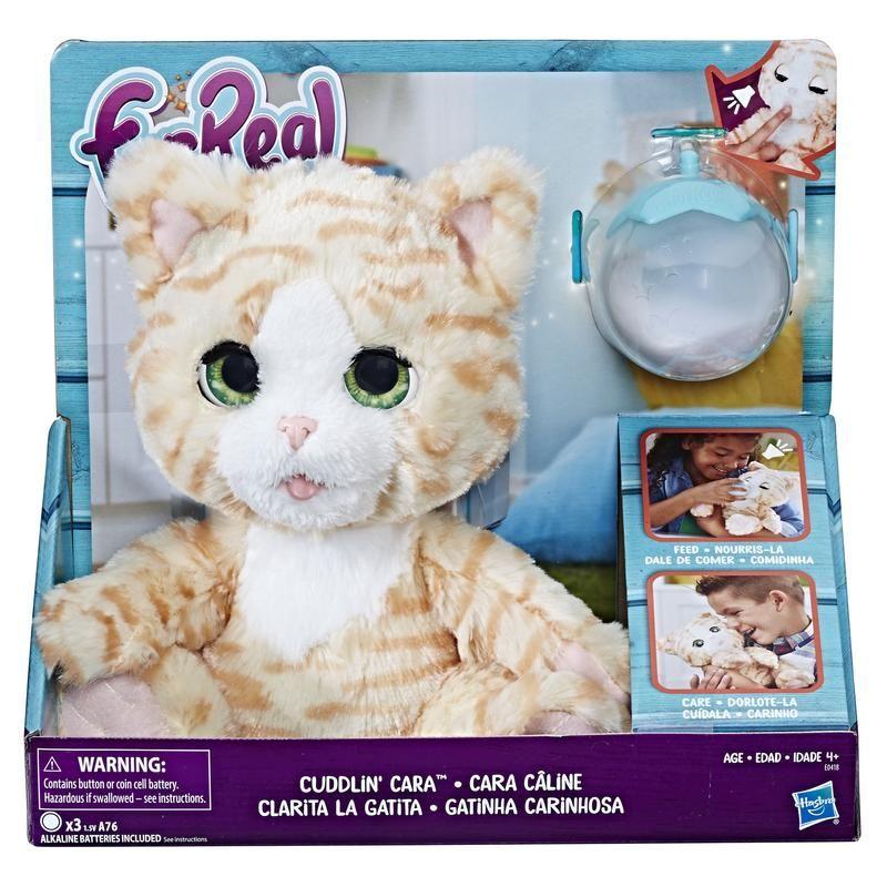 FurReal Friends E0418 Clarita La Gatita