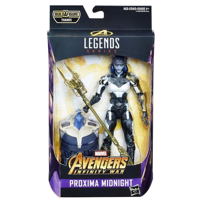 Figura 6 Pulgadas Avengers End Game Marvel